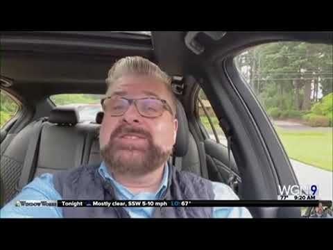 Mike Caudill RV Boom Camping Season WDAF Fox 4 | Our Auto Expert