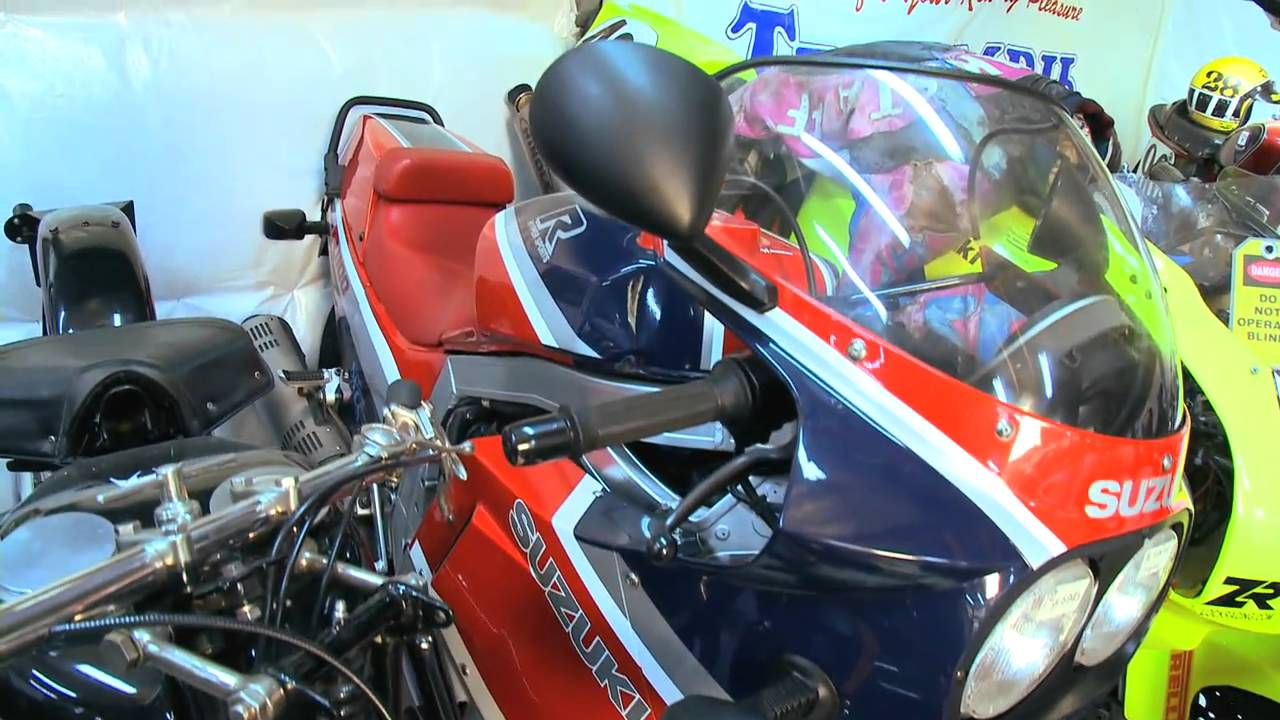 First Look At Rose City Vintage Motorcycle Museum With Ducati Part 2nbsp
