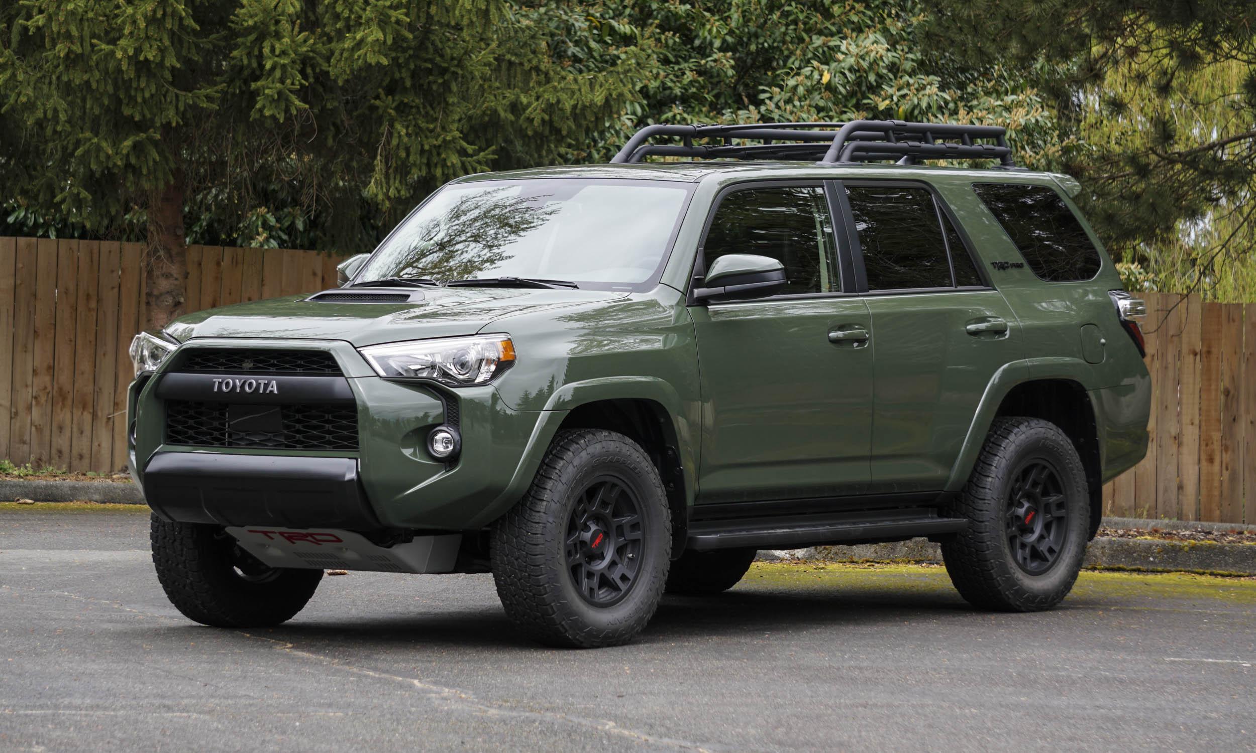 2020 Toyota 4Runner TRD Pro Reviewnbsp