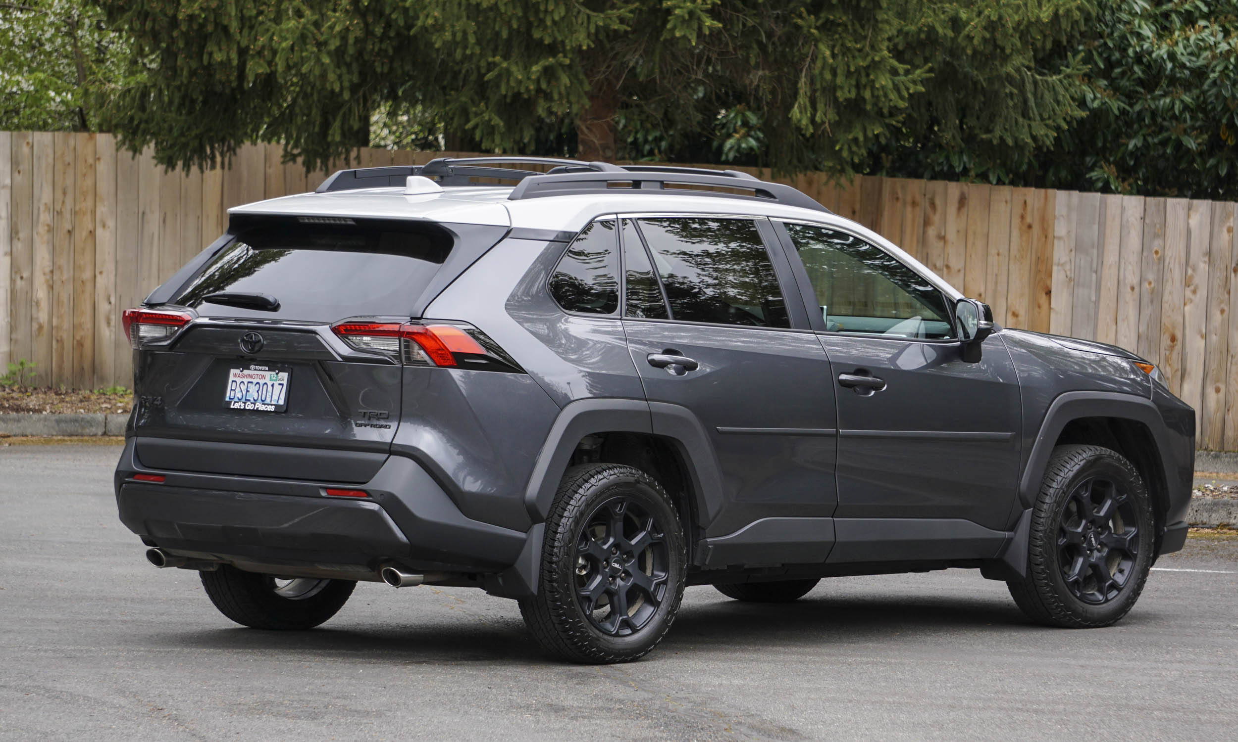 2020 Toyota Rav4 Trd Off Road Review Our Auto Expert