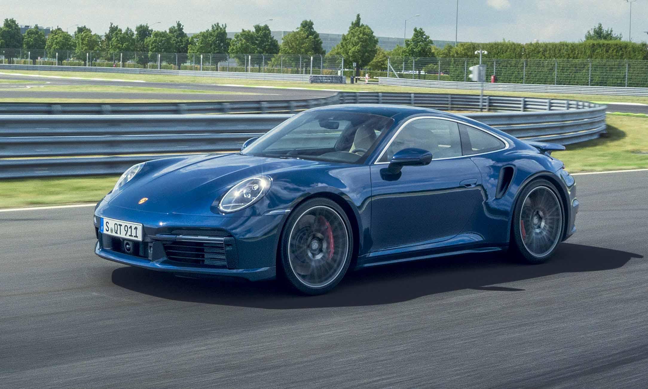 2021 Porsche 911 Turbo First Looknbsp