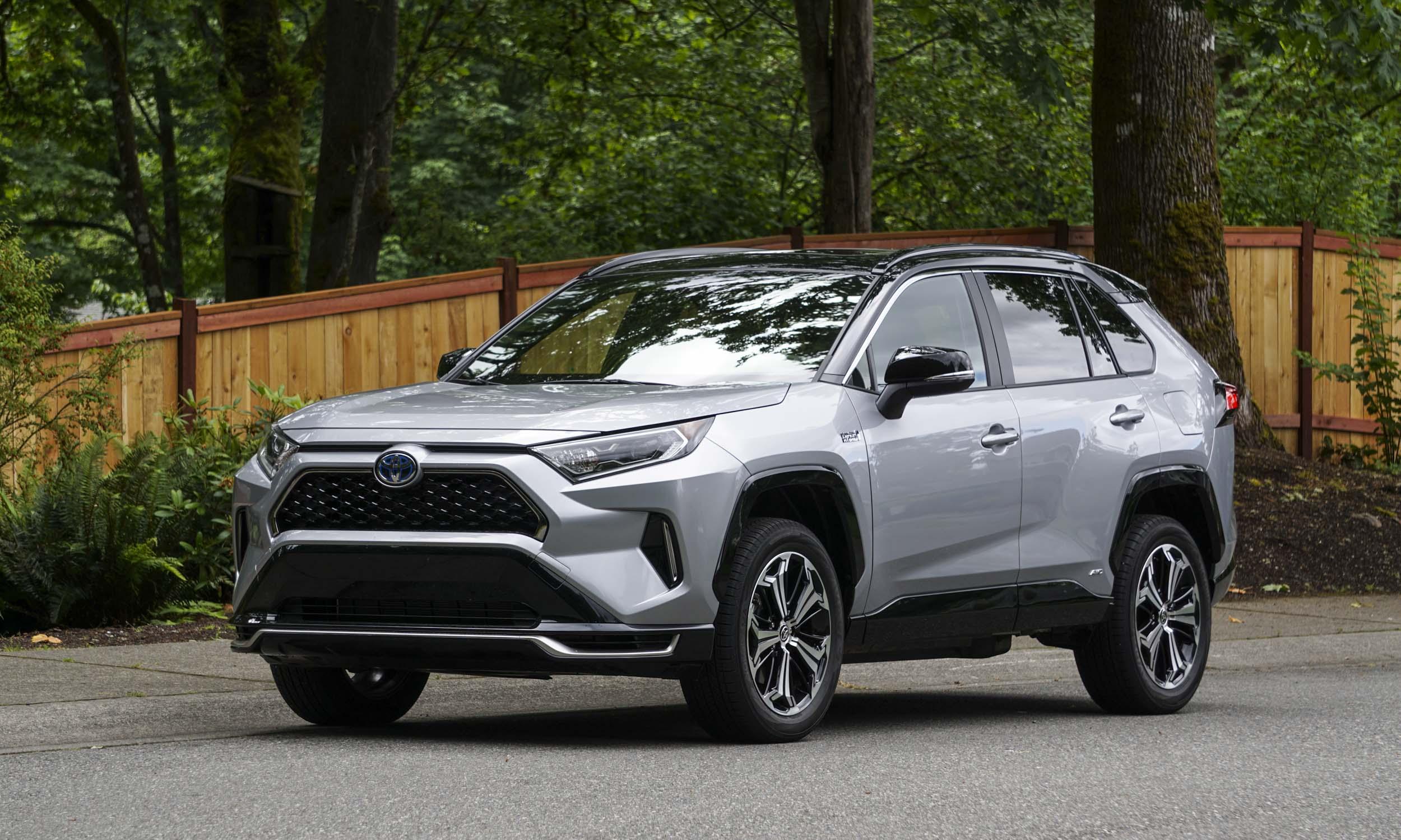 2021 Toyota RAV4 Prime First Drivenbsp