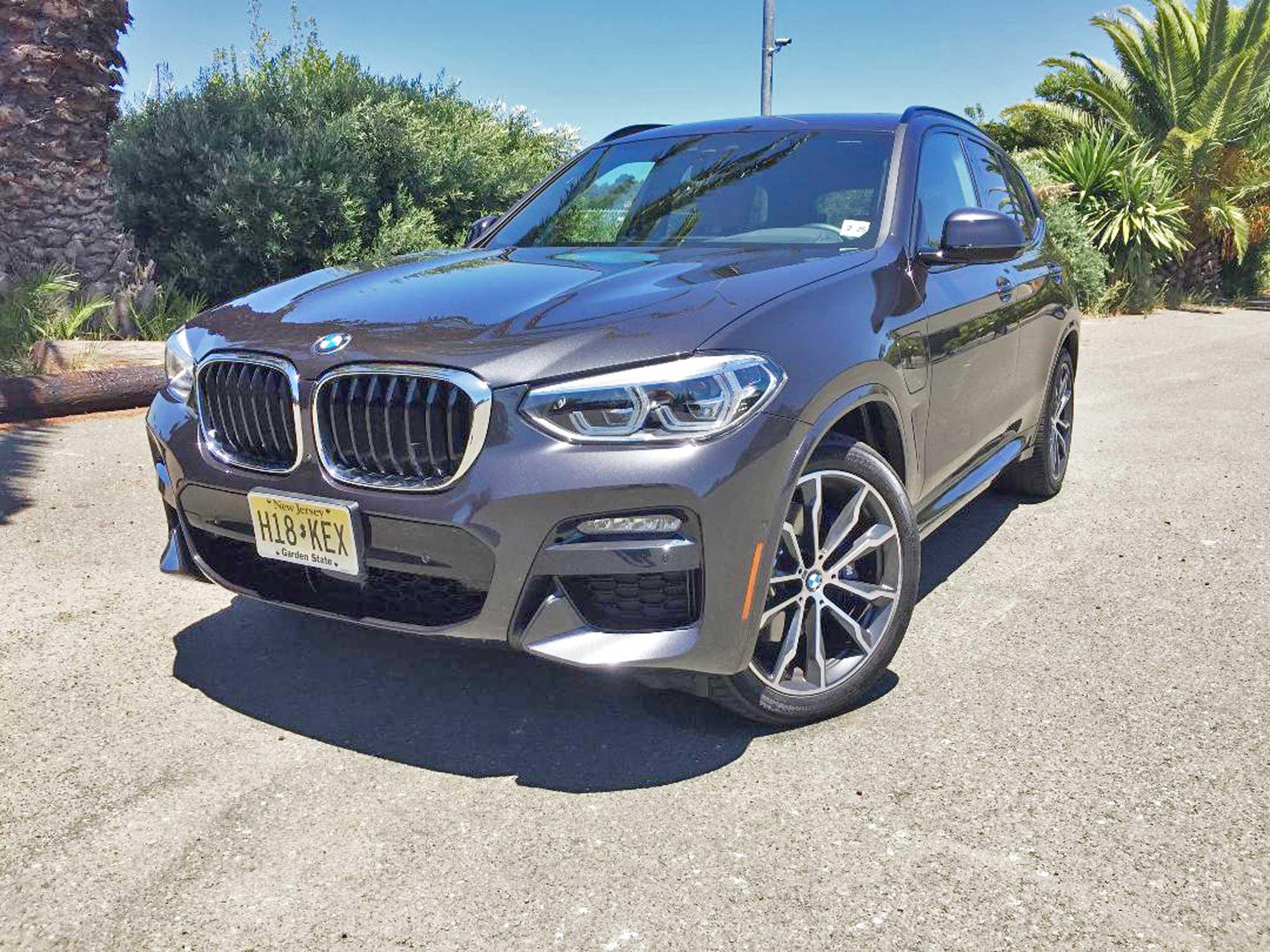 2020 BMW X3 xDrive 30e Test Drivenbsp