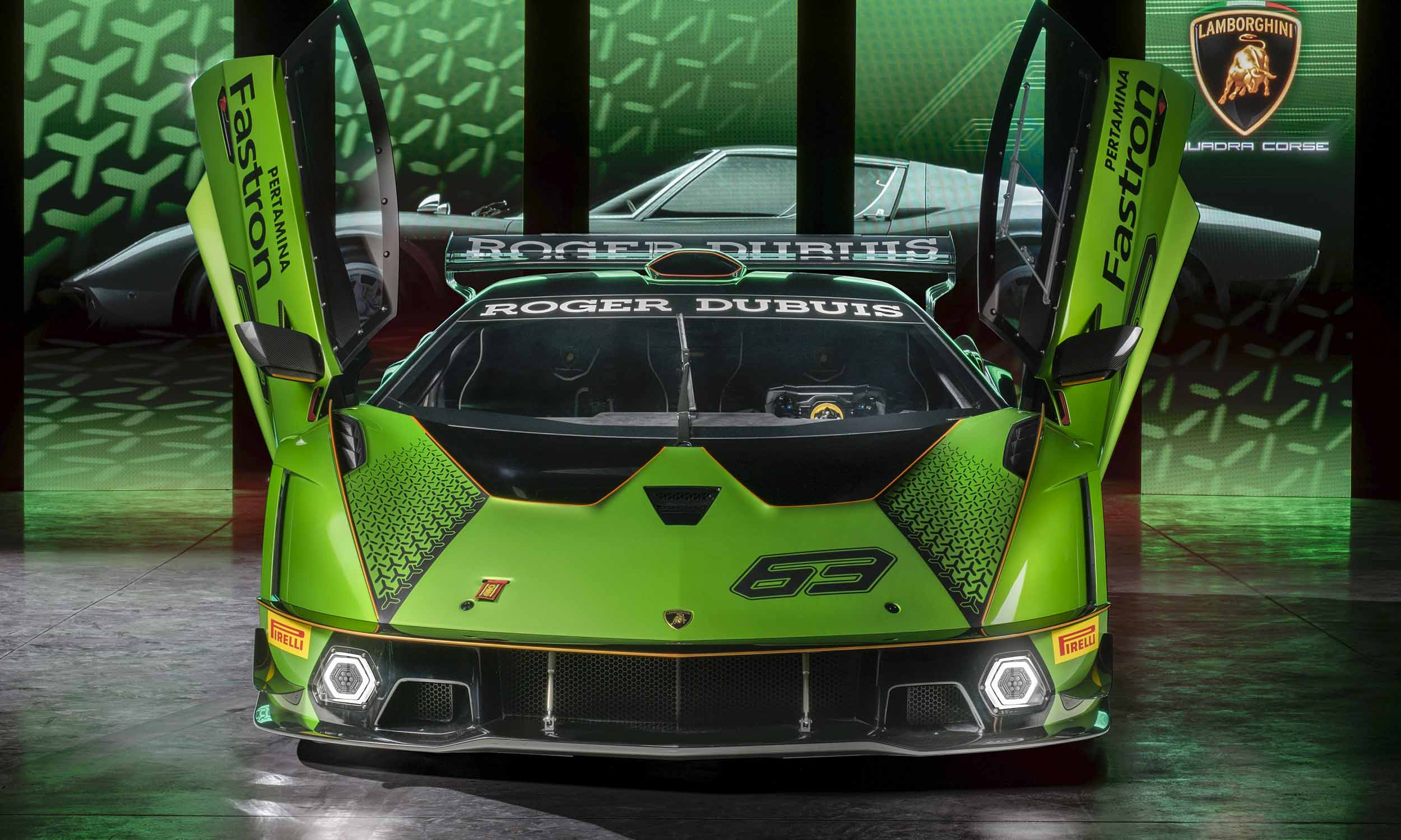 Track-Ready Lamborghini Essenza SCV12 Debuts