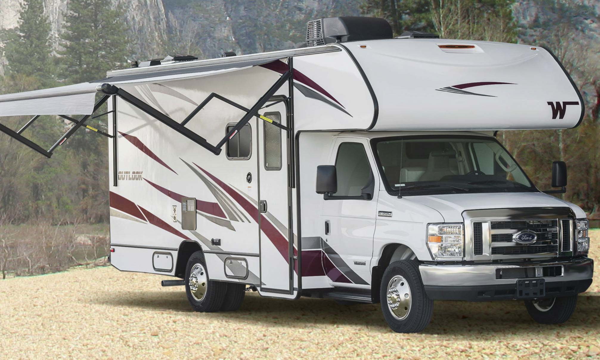 Winnebago Outlook 22C