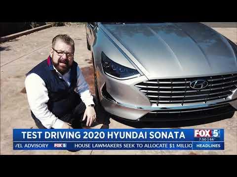 Nik Miles 2020 Hyundai Sonata HEV KSWB Fox 5nbsp