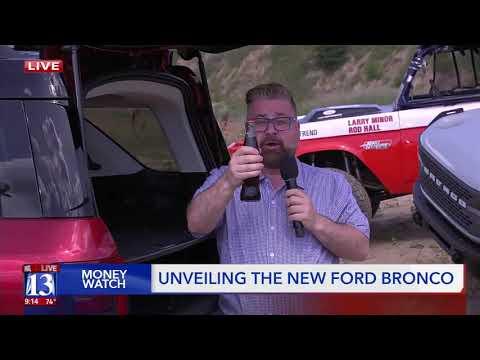 Nik Miles Live 2021 Ford Bronco KSTU Fox 13nbsp