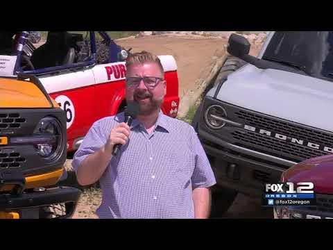Nik Miles Live 2021 Ford Bronco KPTV Fox 12nbsp