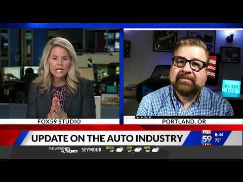 Nik Miles Auto Industry Update and the 2021 Ford F150 WXIN Fox 59nbsp