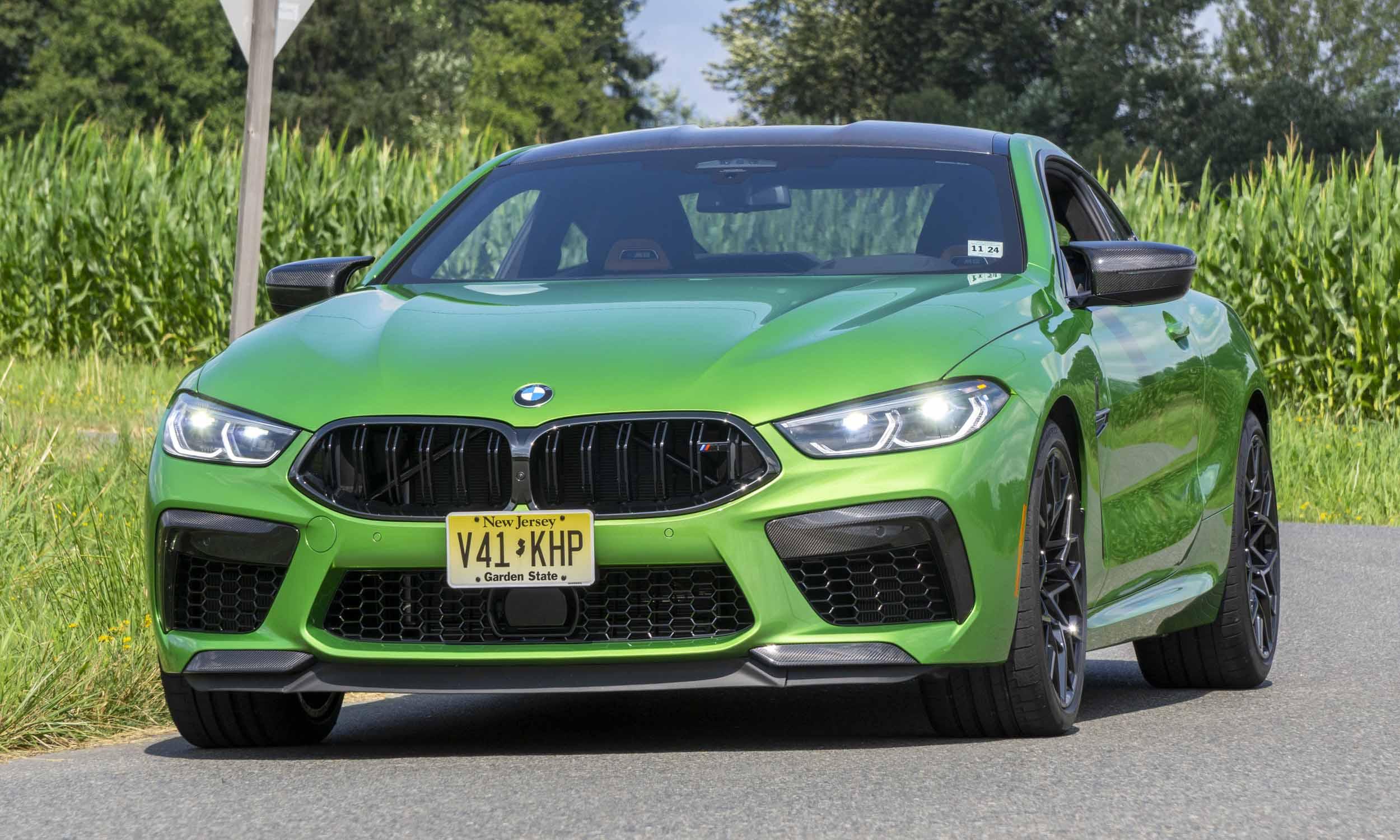 2020 BMW M8 Competition Reviewnbsp