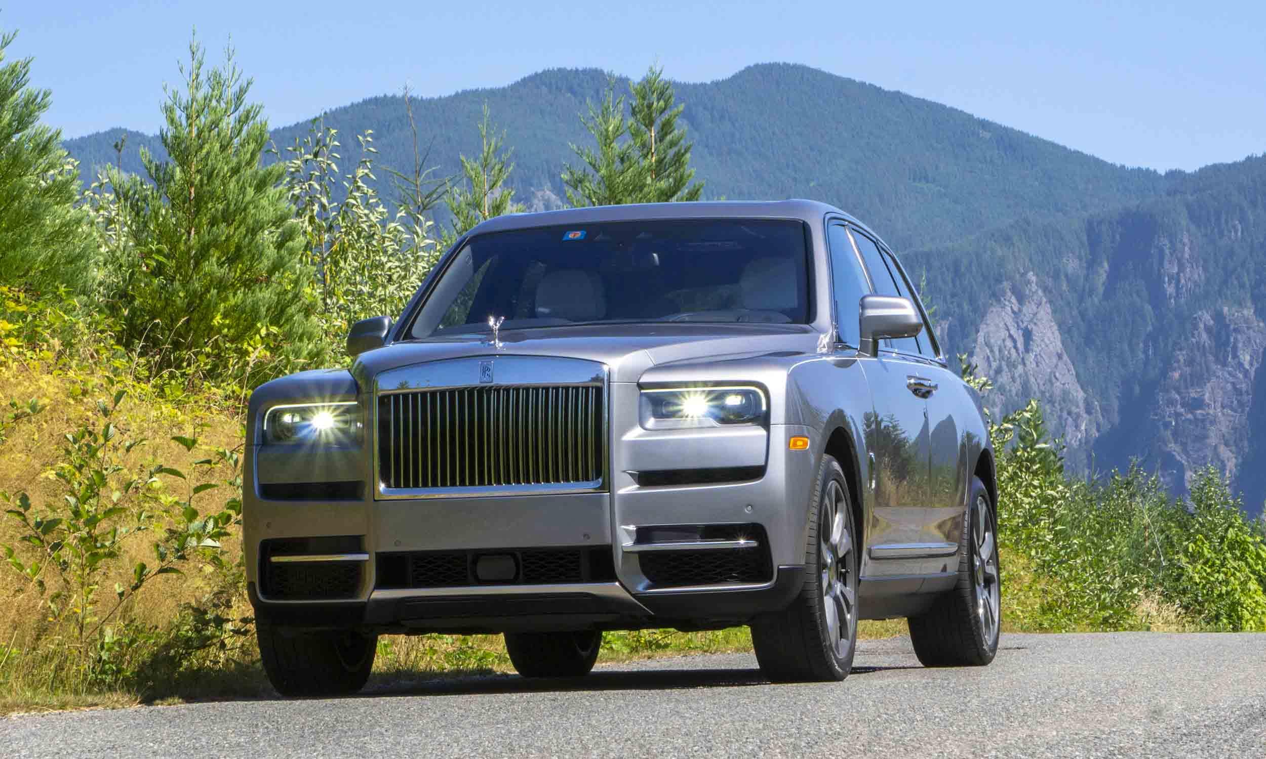 2020 RollsRoyce Cullinan Review The Pinnacle of Luxury SUVsnbsp