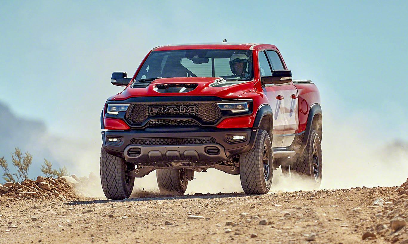 2021 Ram 1500 TRX — Hellcat of Pickup Trucks