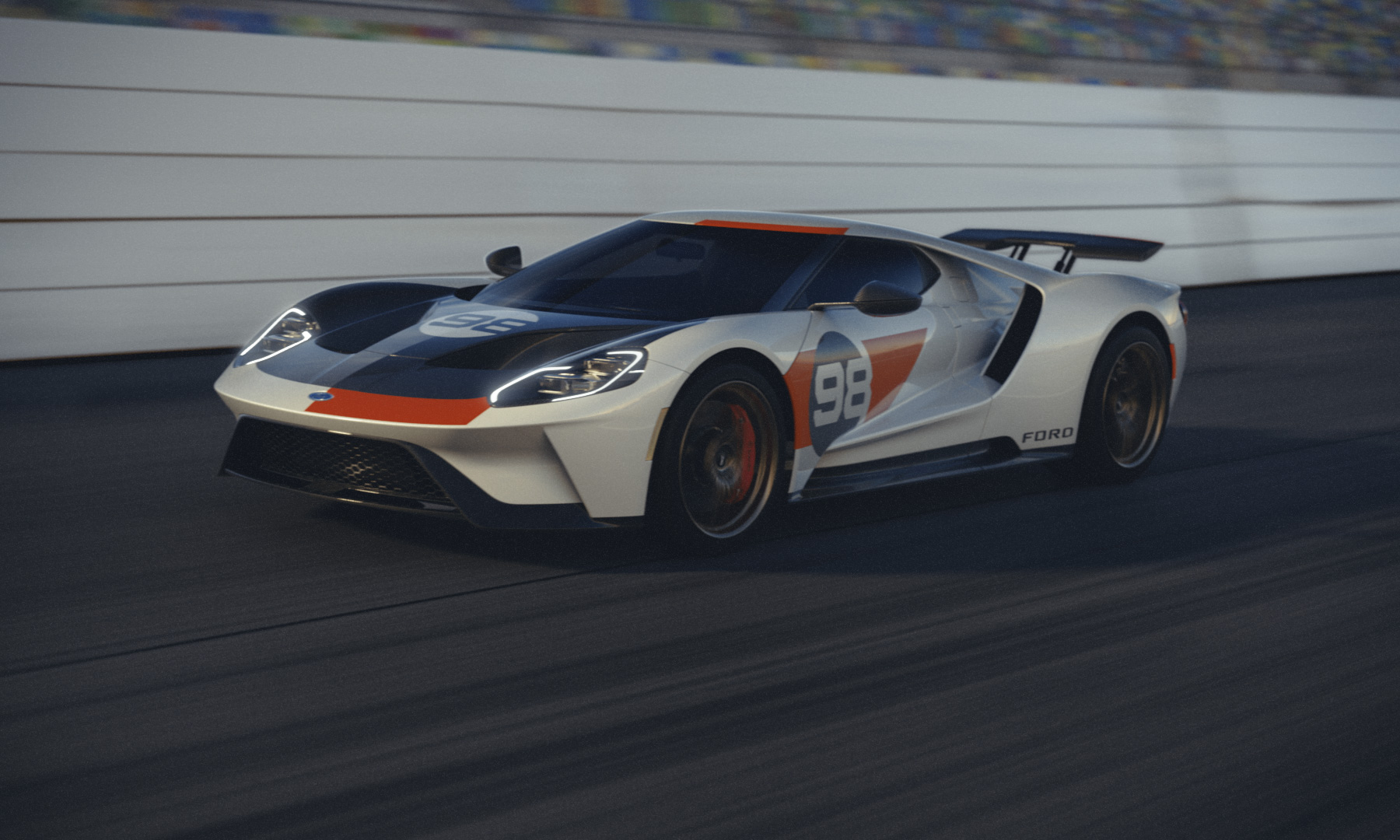 2021 Ford GT Heritage Edition A Racy ReCreationnbsp