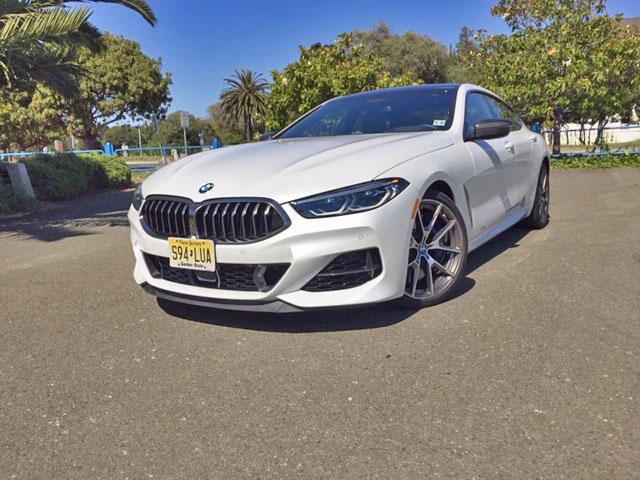 2020 BMW M850i xDrive Gran Sport Test Drive