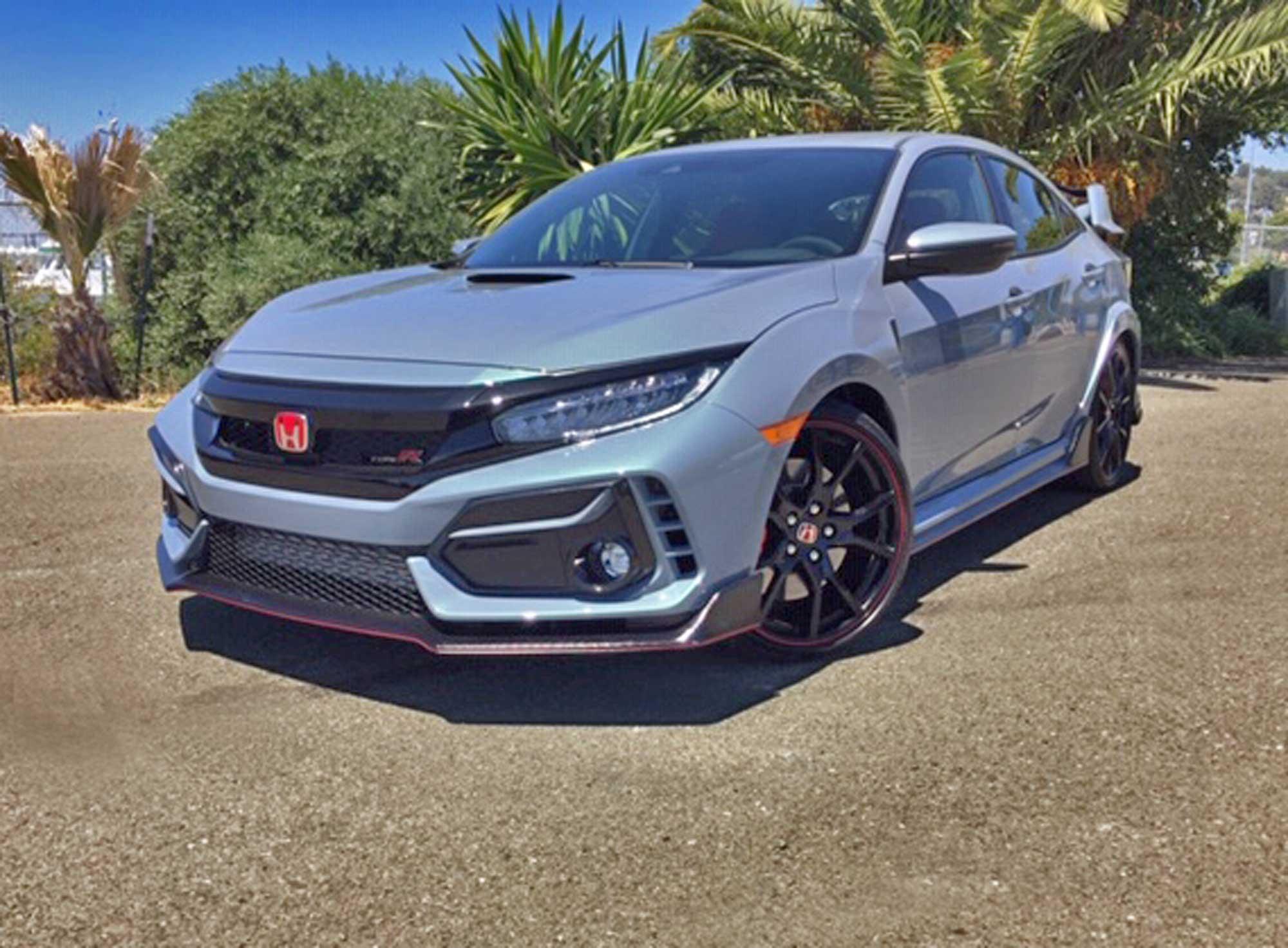 2020 Honda Civic Type-R Touring Test Drive