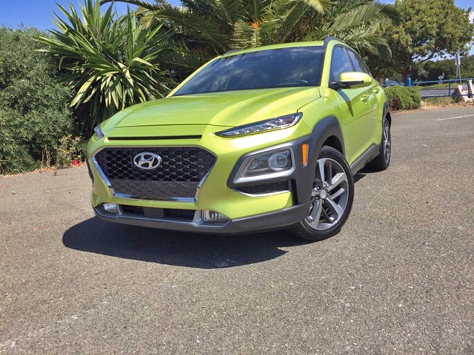 2020 Hyundai Kona Ultimate FWD Test Drive