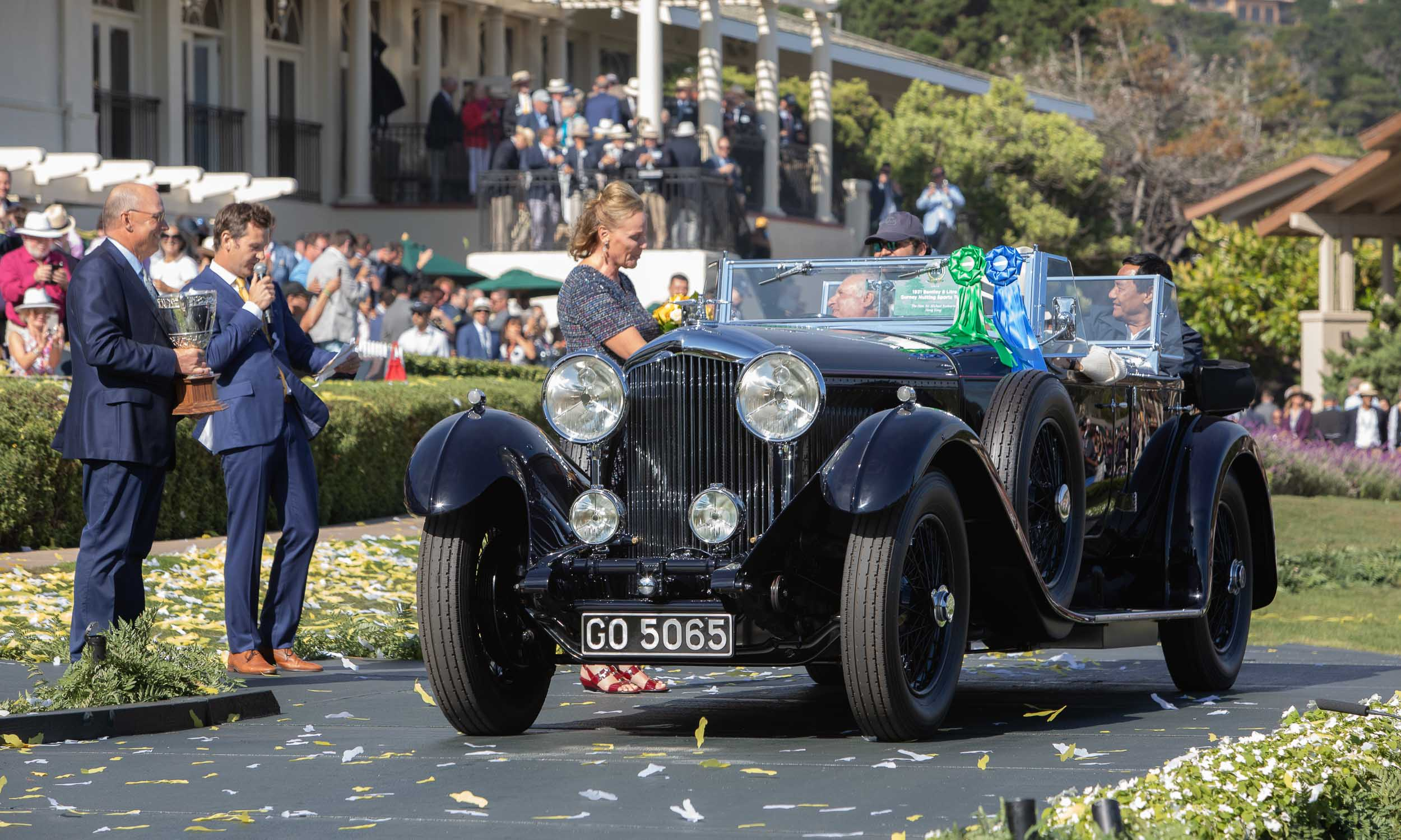 Pebble Beach Concours Best of Show Winnersnbsp