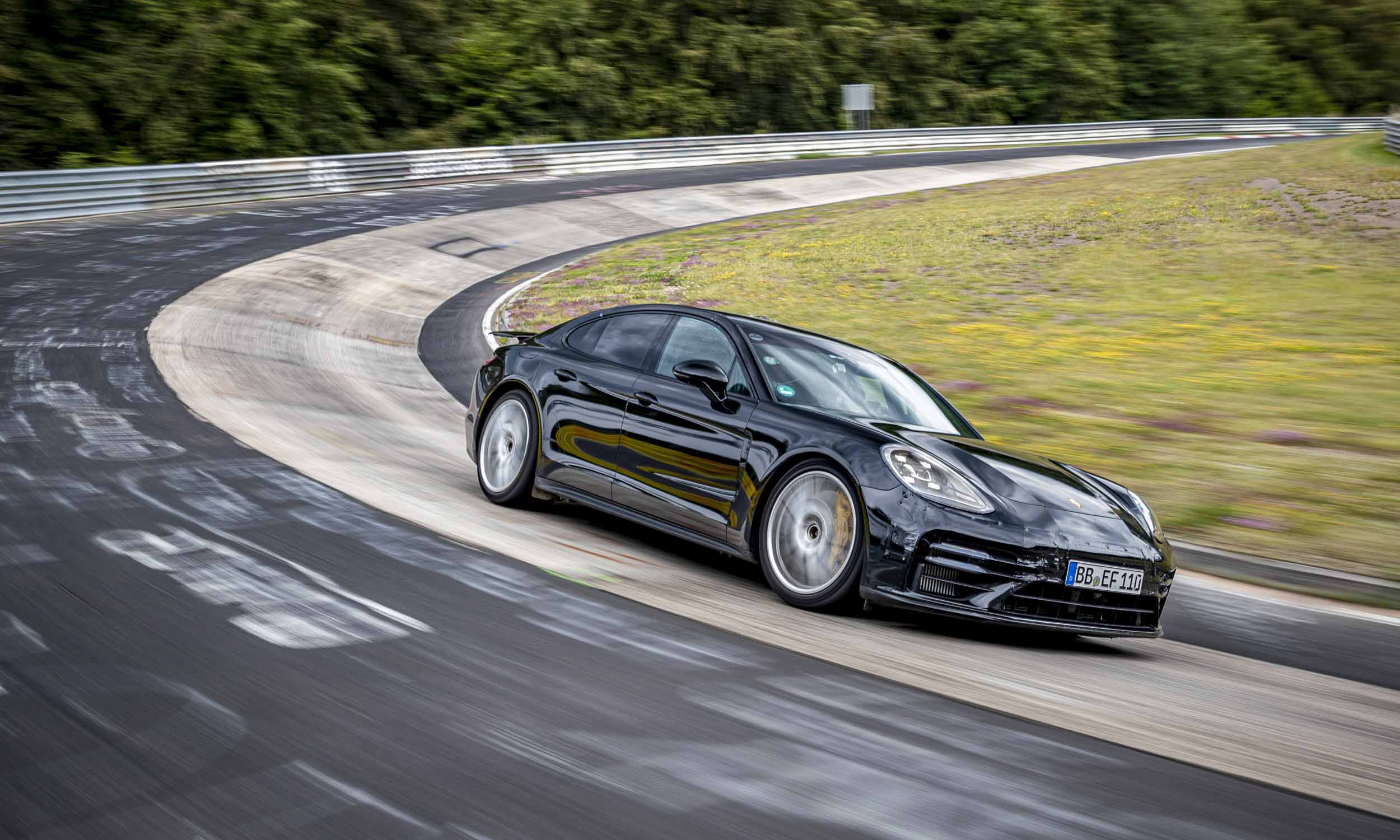 2021 Porsche Panamera First Look Our Auto Expert