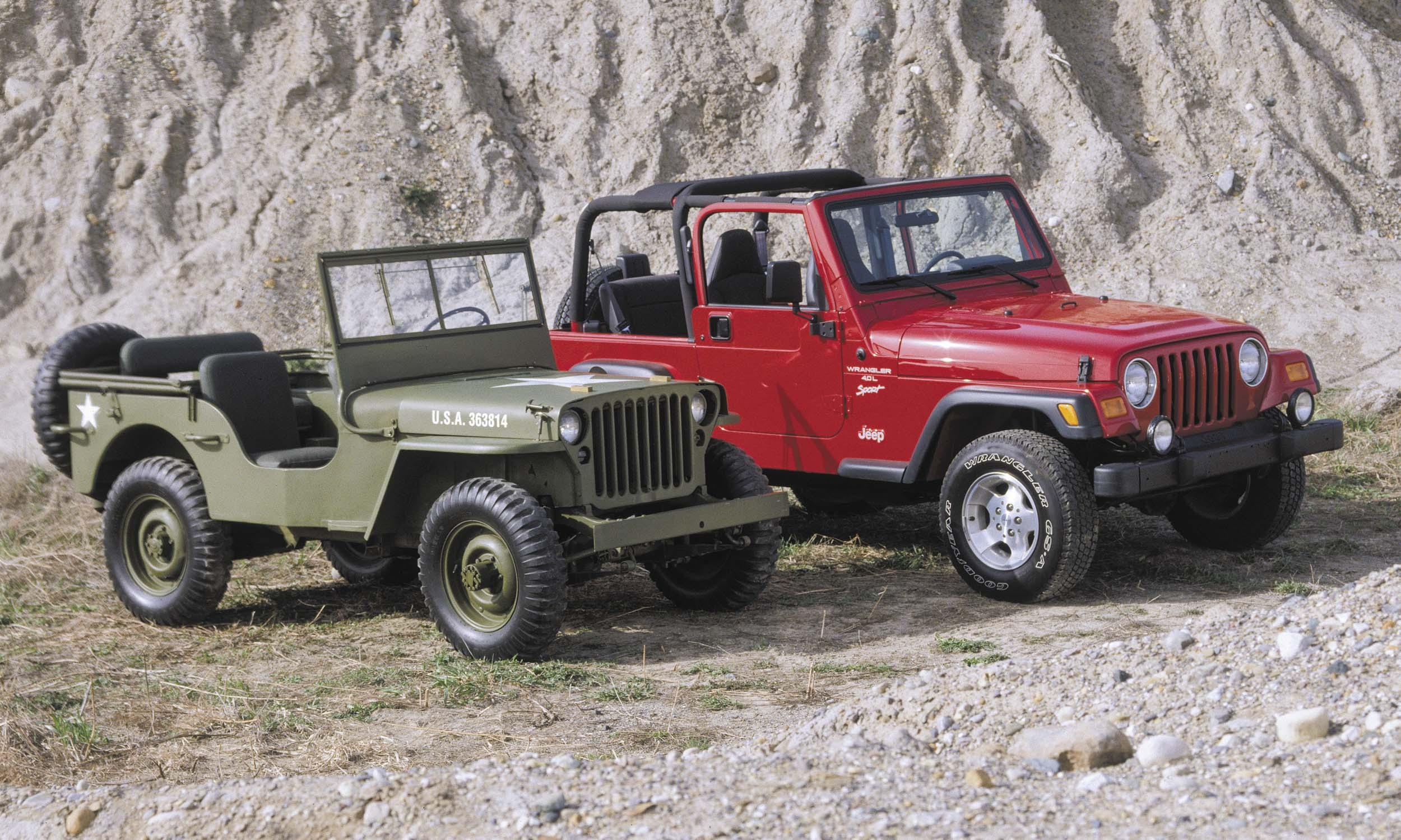 Jeep A Brief Historynbsp