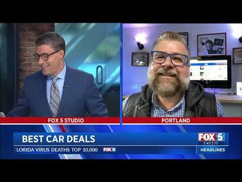 Nik Miles Live Auto Industry Update KSWB Fox 5nbsp