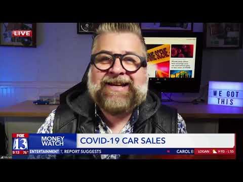 Nik Miles Live Auto Industry Update KSTU Fox 13nbsp