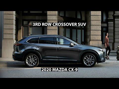 2020 Mazda CX9