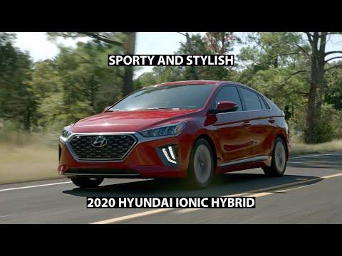 2020 Hyundai Ionic Hybridnbsp
