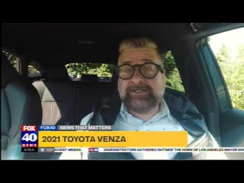 Nik Miles Toyota Venza KTXL Fox 40nbsp