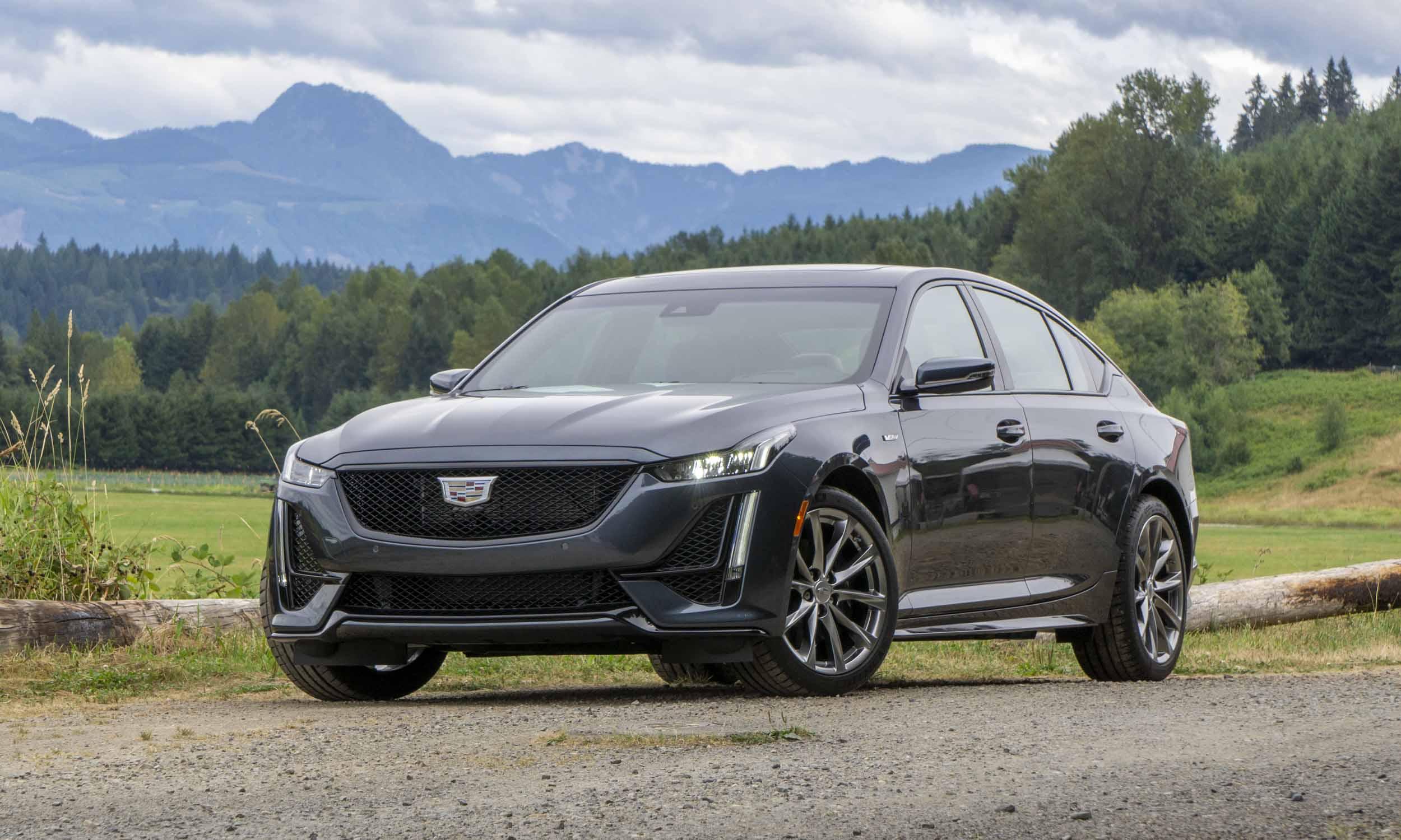 2020 Cadillac CT5 V-Series: Review