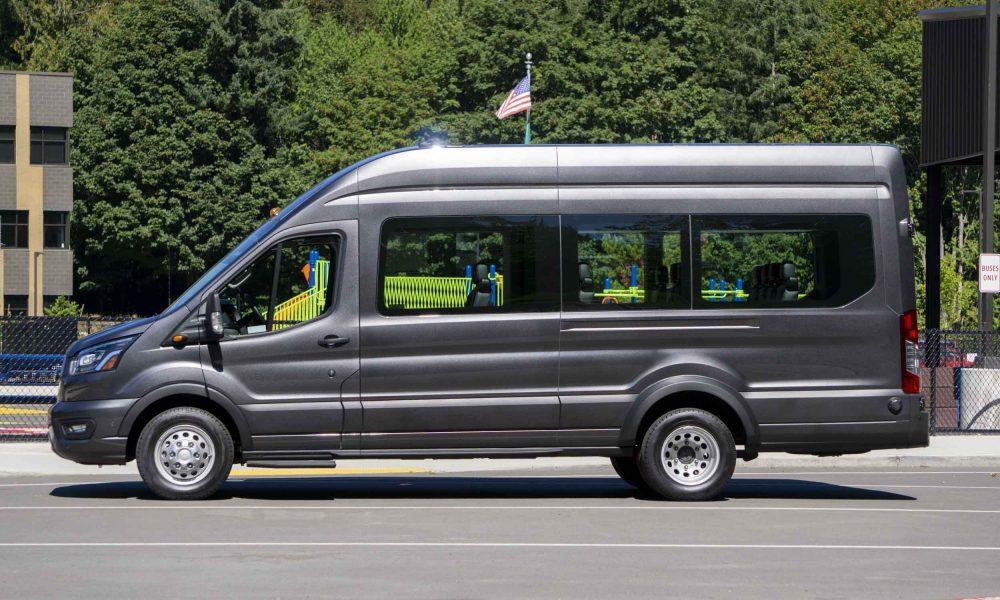 2020 Ford Transit 350 AWD