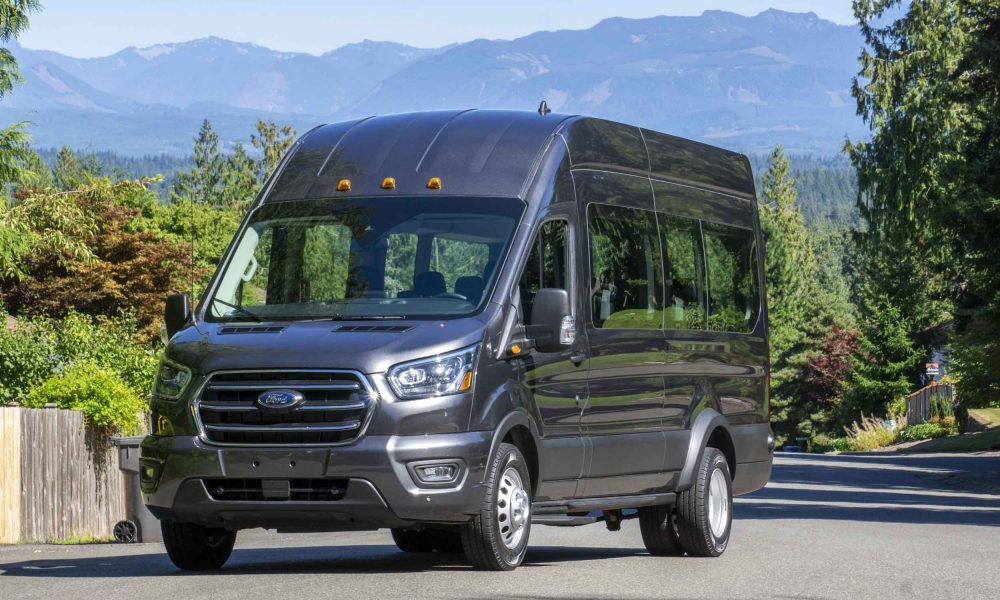 2020 Ford Transit 350 AWD van
