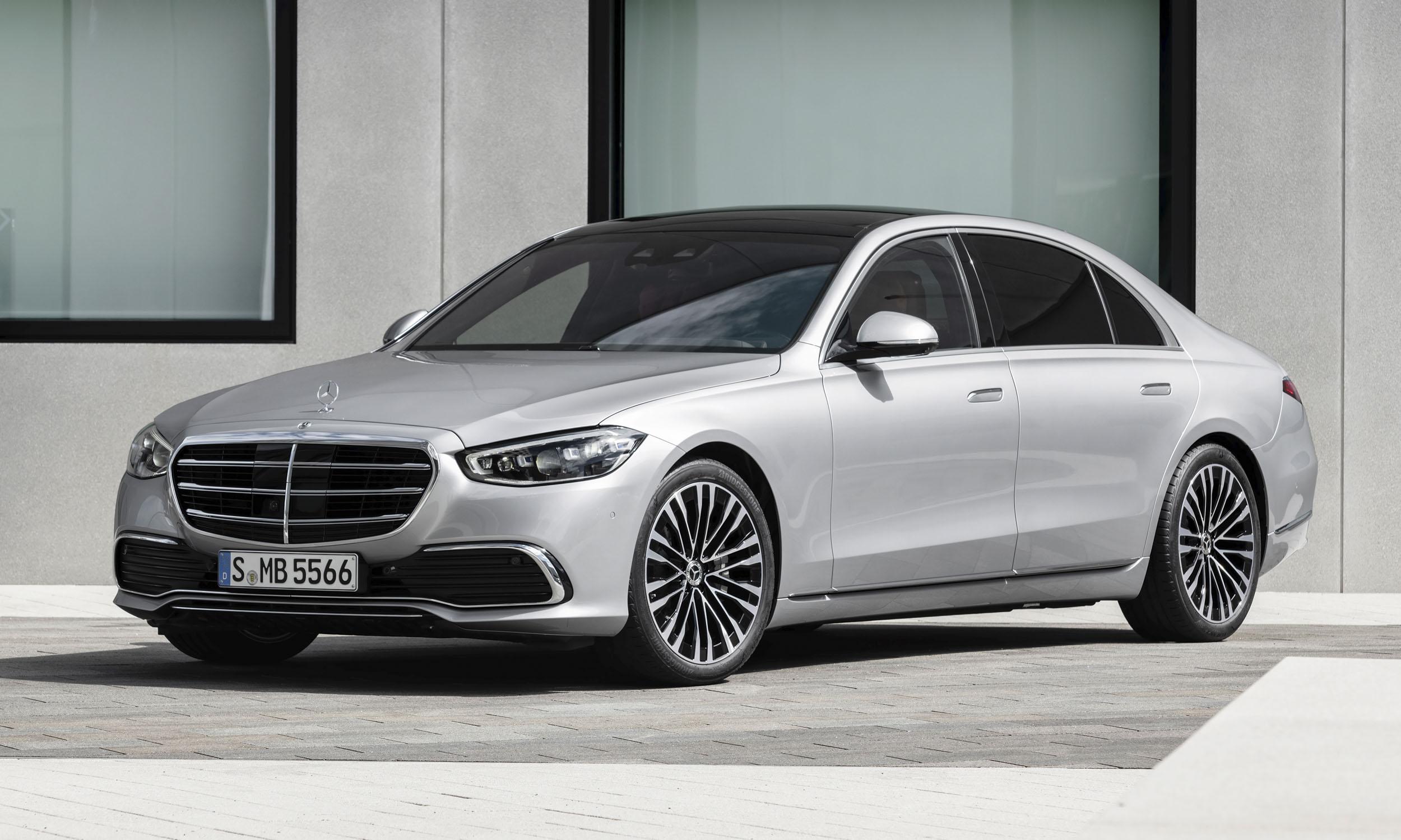 2021 MercedesBenz SClass First Looknbsp