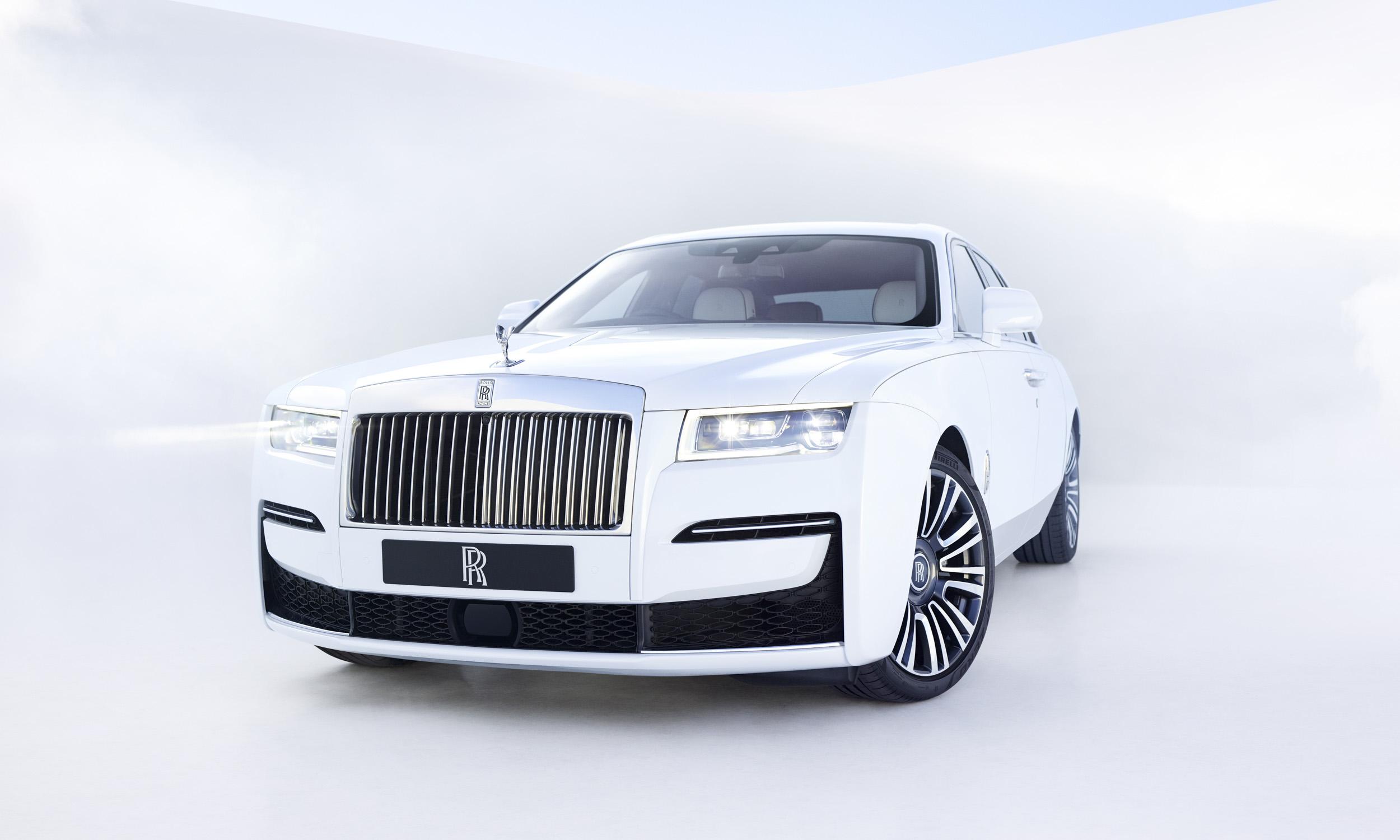 © Rolls-Royce Motor Cars
