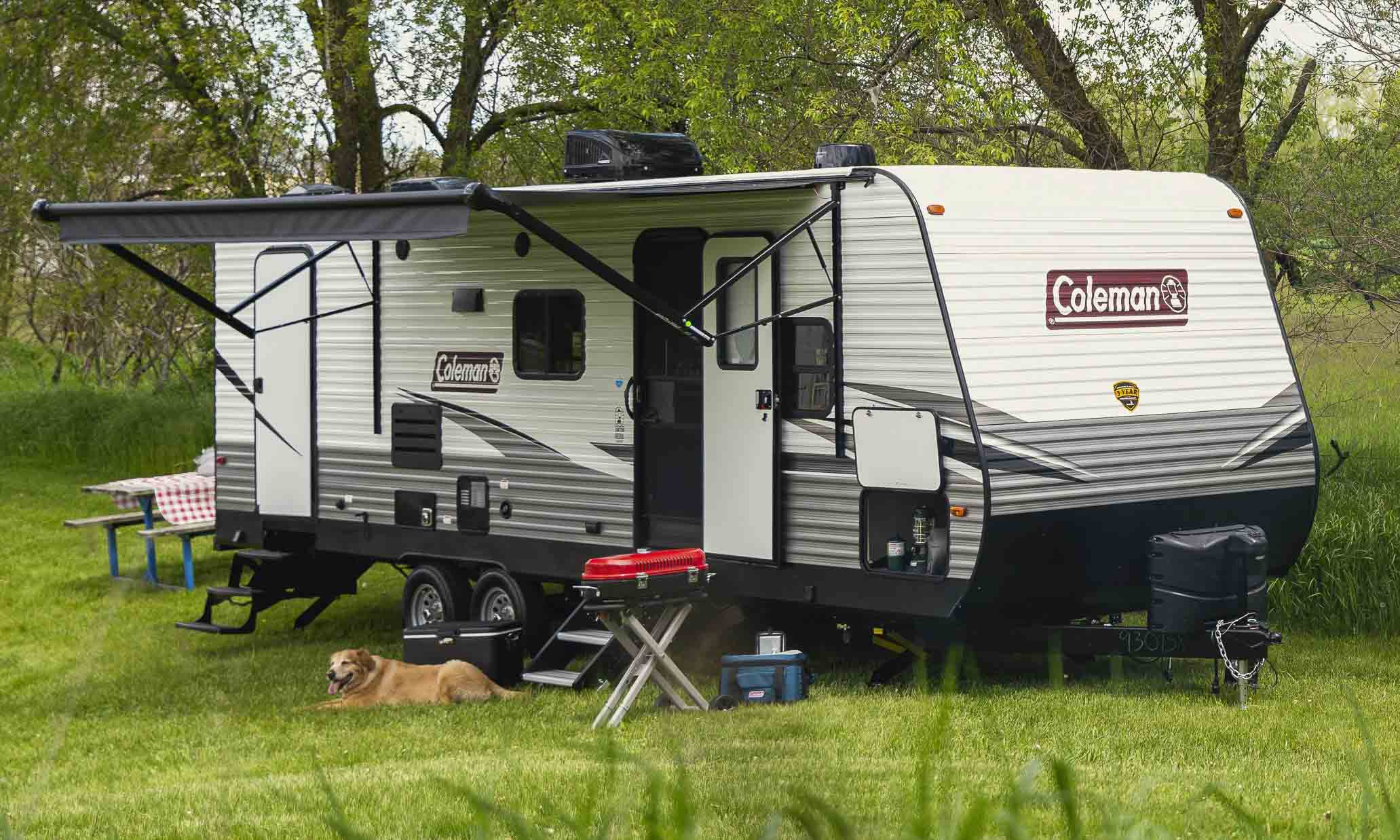 Travel Trailers for Family Adventuresnbsp