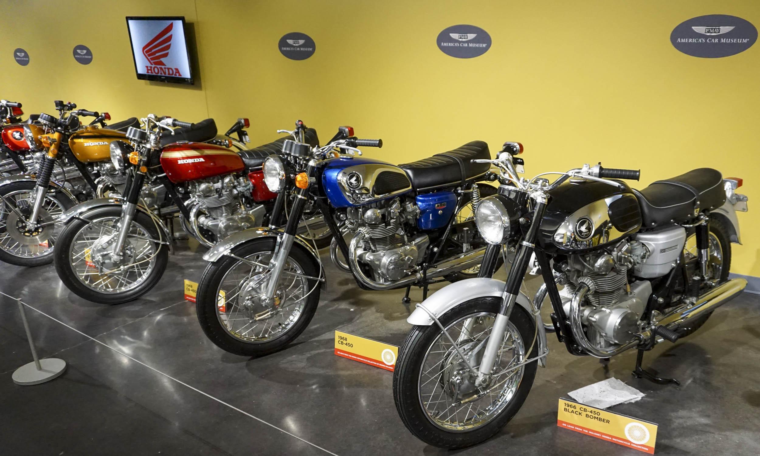 Honda Dream Machines A Collectors Obsessionnbsp