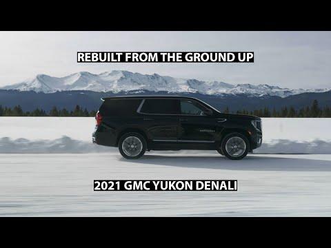 GMC Yukon Denali