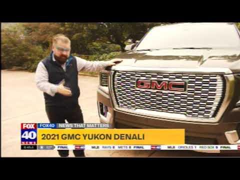 Nik Miles 2021 GMC Yukon Denali KTXL Fox 40 09 24 2020 08 45 14
