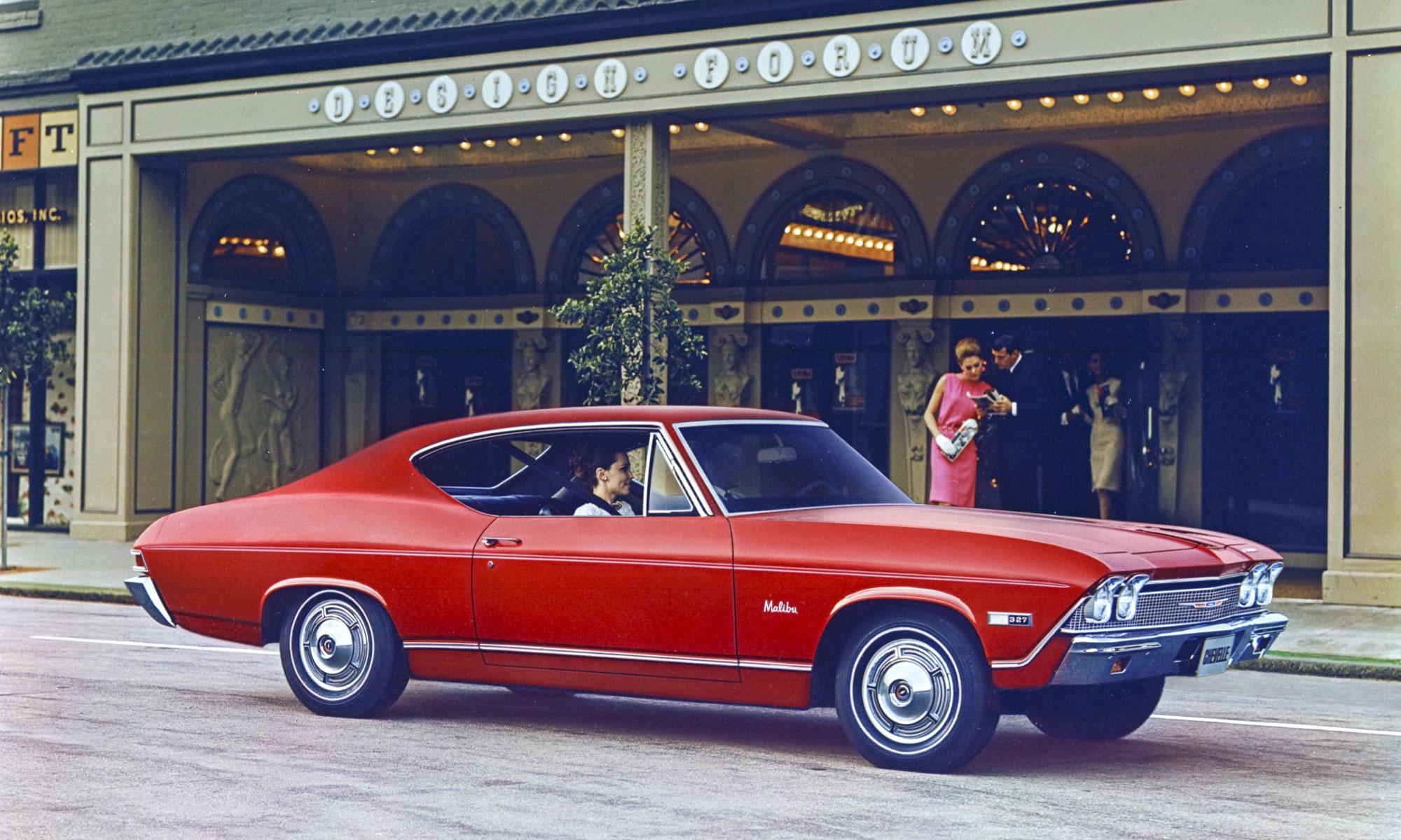 Chevrolet Malibu A Brief Historynbsp