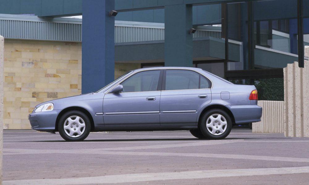 2000 Honda Civic Sedan EX.