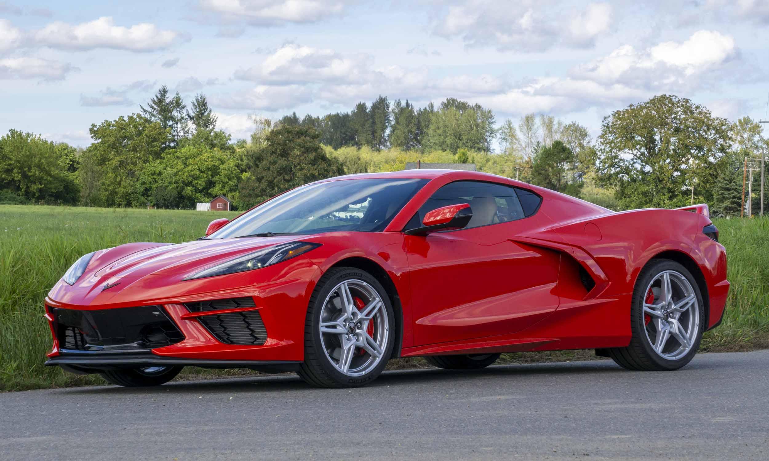 2020 Chevrolet Corvette Stingray Reviewnbsp