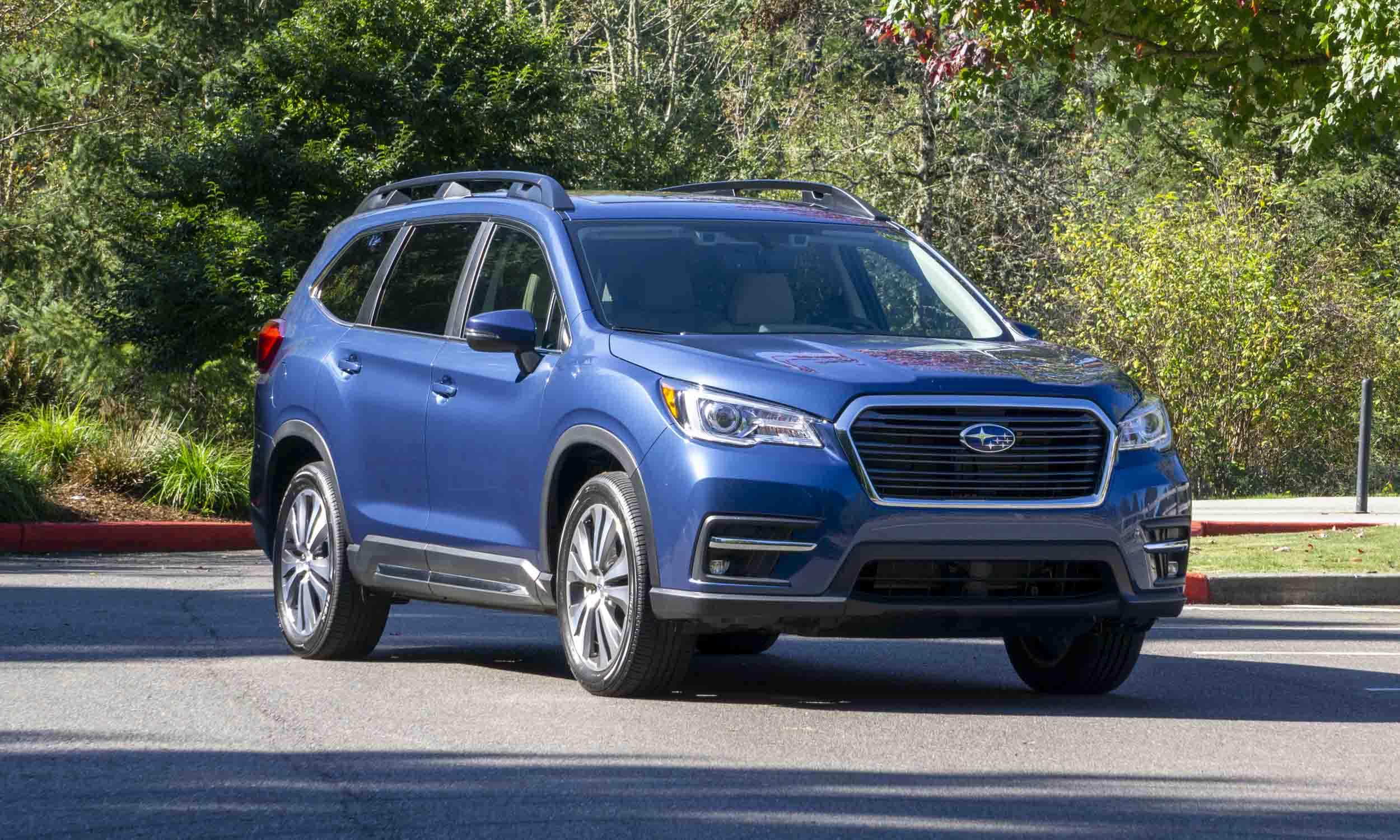2020 Subaru Ascent Reviewnbsp