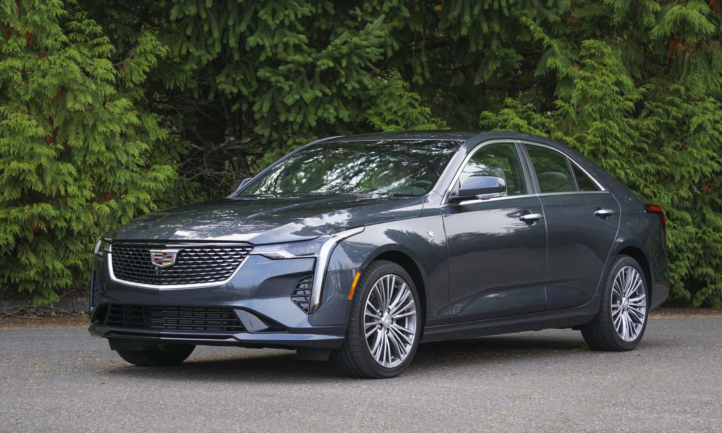 2020 Cadillac CT4:  Review