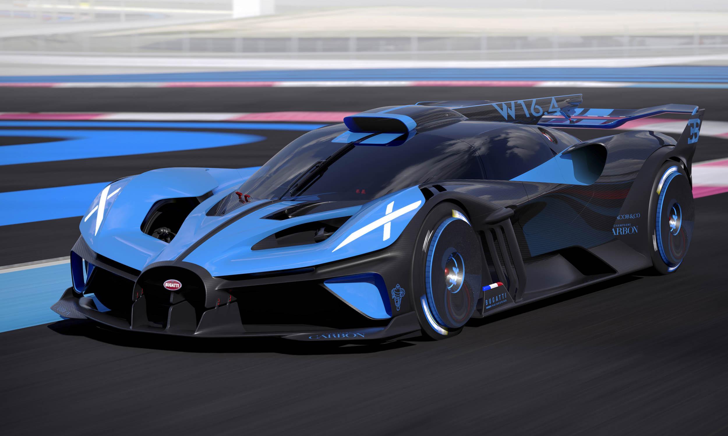 BugattiBolidenbsp