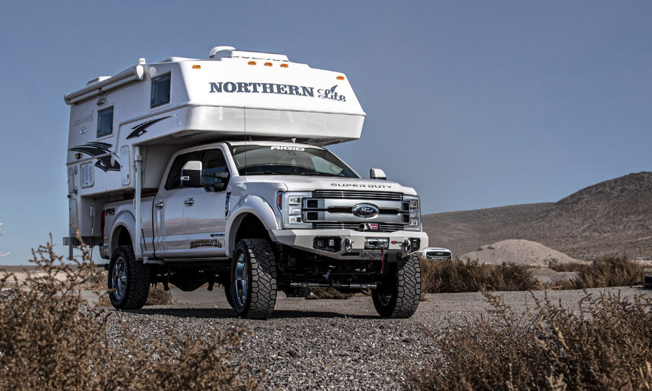 © Northern Lite Truck Campers
