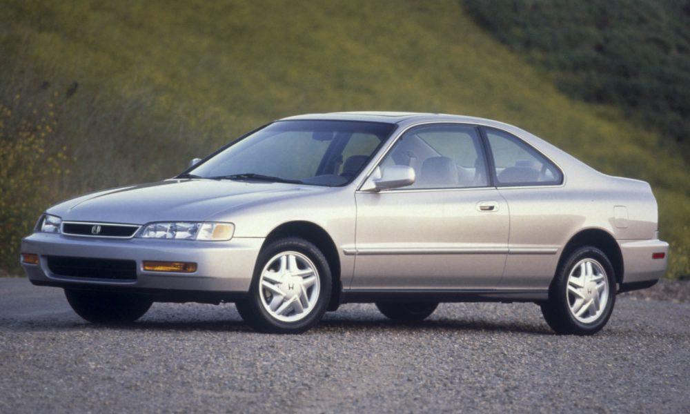 1997 Honda Accord EX Coupe