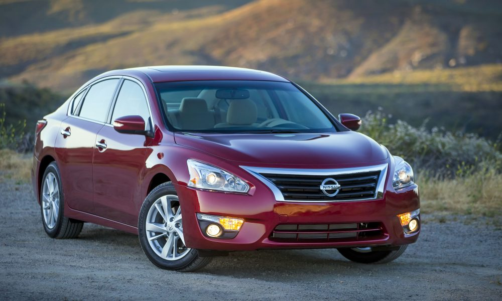 The 2015 Nissan Altima