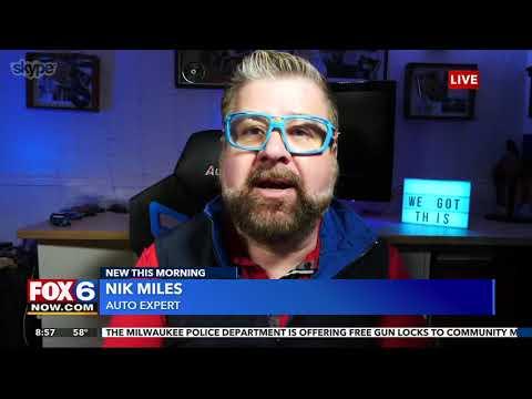 Nik Miles Live Auto Industry Update WITI Fox 6 10 09 2020 08 56 35nbsp
