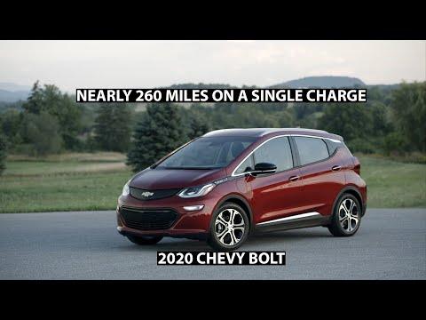2020 Chevy Boltnbsp