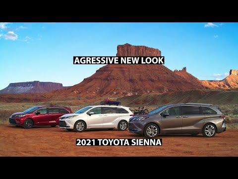 2021 Toyota Siennanbsp