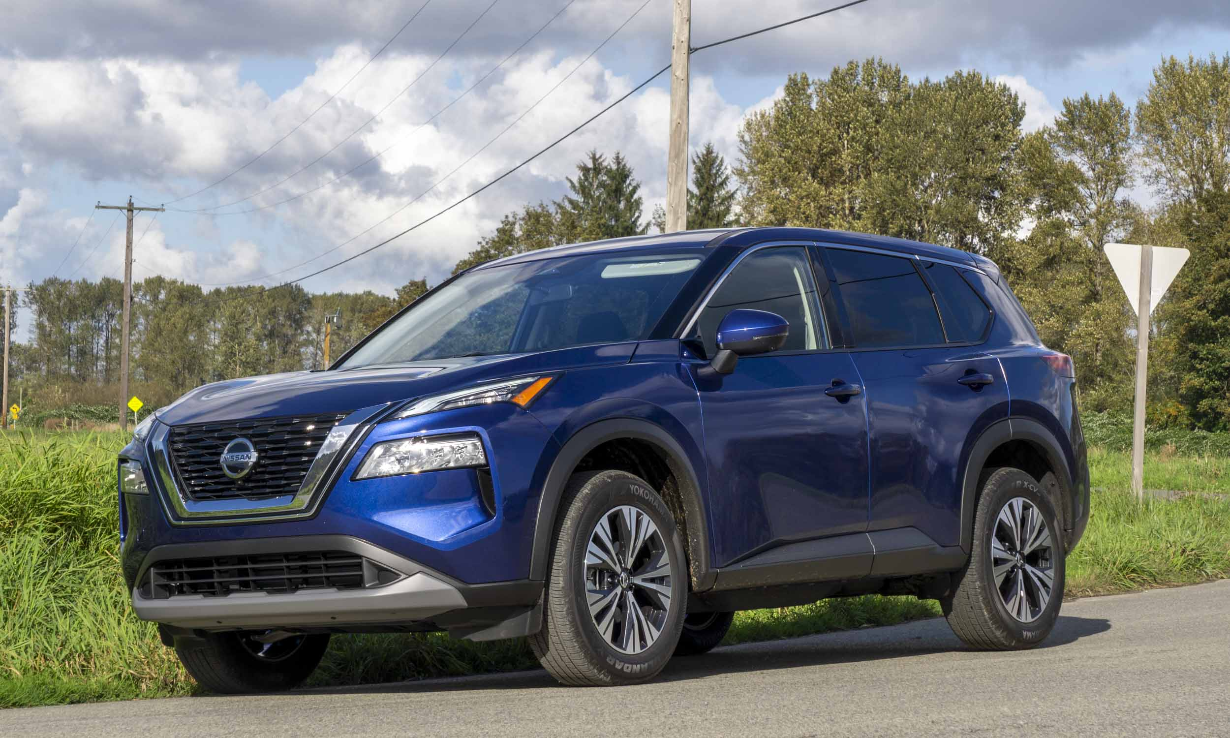 2021 Nissan Rogue Review Our Auto Expert